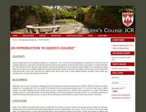 The Queen's College JCR