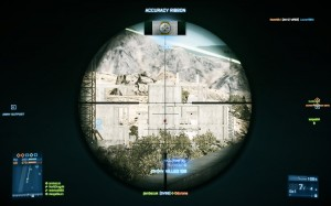 BF3 Long Range Kill